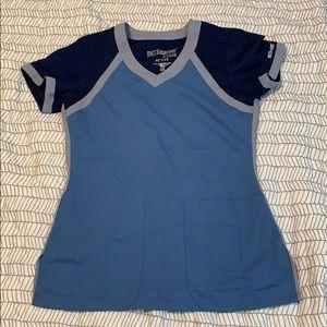 Greys Anatomy Active scrub top size XXS